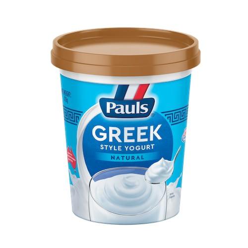 PARI2742_Pauls Greek Natural Yogurt 470ml 3D